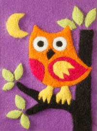 CuetFelt Kit Owl