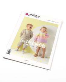 Phildar magazine nr. 184 allerkleinste