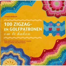 100 Zizag- en Golfpatronen