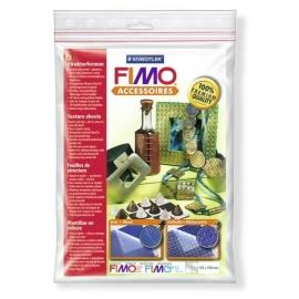 Fimo structuurvormen  Hout & Vlechtwerk