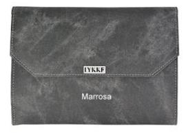 Lykke luxe giftset grijs naalden 12,5 cm.