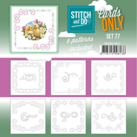 Cards Only Stitch 4K - 77
