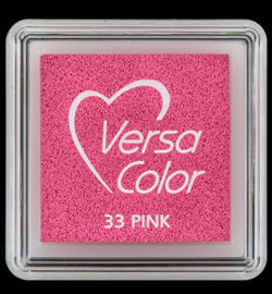 VersaColor Small Inktpad small Pink