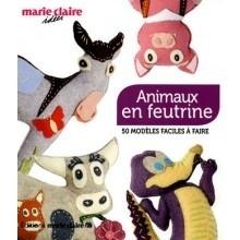 Boek Animaux en Feutrine