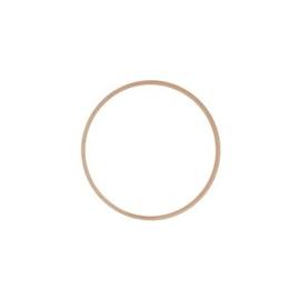 Houten ring 10 cm.