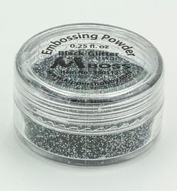 390112 Black Glitter, 10 ml.
