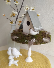 Workshop Birdhouse zaterdag 11 april 2020