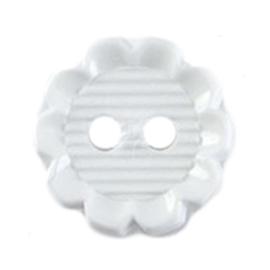Knoop wit 3 stuks