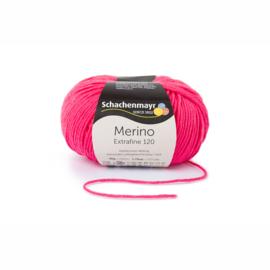 Merino Extrafine 120 azalee 00139