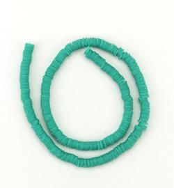 Katsuki beads 6 mm. green
