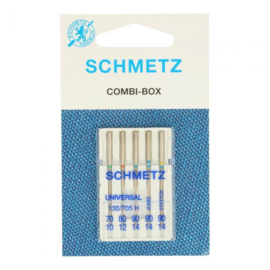 Schmetz Combi box universeel-stretch-jeans machinenaainaalden