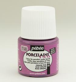 PéBéo Porcelaine (porseleinverf) 024-008 Opaline Pink