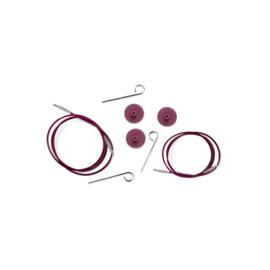 Knitpro kabel voor 40 cm.