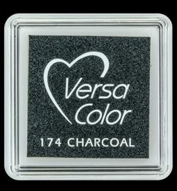 VersaColor Small Inktpad small Charcoal