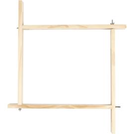Multi lijst weven - punchen - knopen