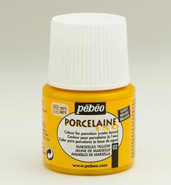 PéBéo Porcelaine (porseleinverf) 024-002 Marseille Yellow