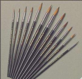 Aquarel penselen 12 stuks