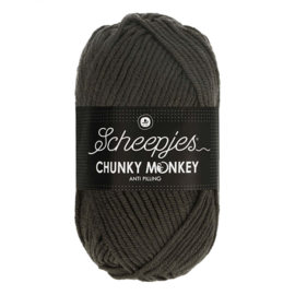 Scheepjes Chunky Monkey  2018 dark grey