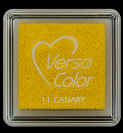 VersaColor Small Inktpad small Canary