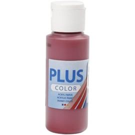 Plus color Verf 60 ml. antiek rood