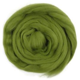 Lontwol EU 50 gram 632 Moss