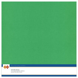 Linnen karton 30,5 x 30,5 cm. Groen