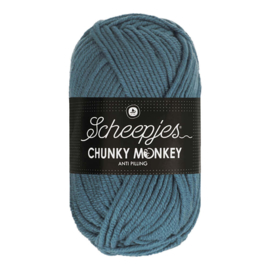 Scheepjes Chunky Monkey  1302 air force blue