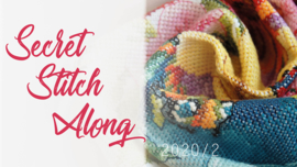 Secret Stitch Along 2020 telpakket