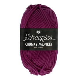 Scheepjes Chunky Monkey  1061 cerise