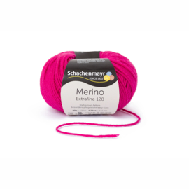 Merino Extrafine 120 kardinal 00140