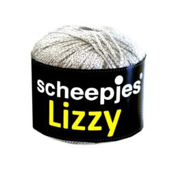 Scheepjes Lizzy 002 zilver