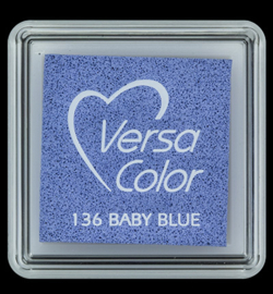 VersaColor Small Inktpad small Baby Blue