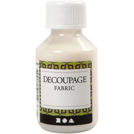 Decoupage textiel 100 ml