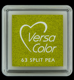 VersaColor Small Inktpad small Split Pea
