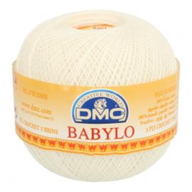 DMC Babylo 30 Blanc