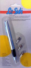 Pennenset 1,0 - 1,6 - 3,0 - 3,5 mm.