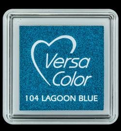 VersaColor Small Inktpad small Lagoon Blue