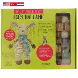 Tuva Amigurumi haakpakket Lucy the Lamb