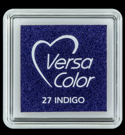 VersaColor Small Inktpad small Indigo