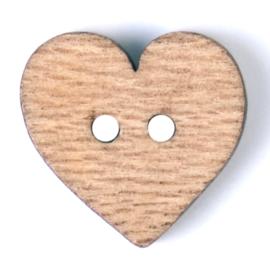 Knoop hout 3 stuks