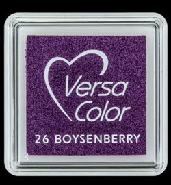 VersaColor Small Inktpad small  Boysenberry