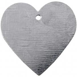 Labels zink hart 5 stuks