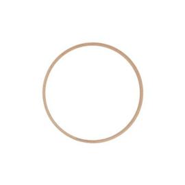 Houten ring 15 cm.