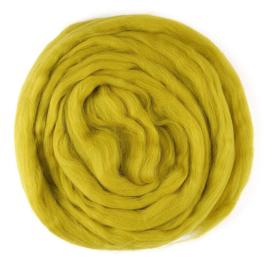 Lontwol EU 50 gram 603 Mustard