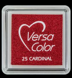VersaColor Small Inktpad small Cardinal