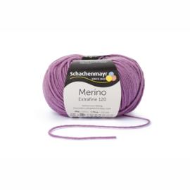 Merino Extrafine 120 pflaume 00146