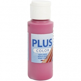 Plus color Verf 60 ml. diep fuchsia