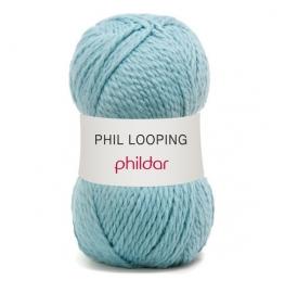 Phil looping  zeeblauw 0010