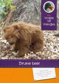 PAKKET Bruine beer