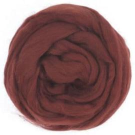 Lontwol EU 50 gram 617 Mahogany